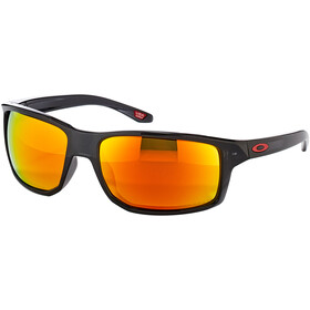 Oakley Gibston Sunglasses, black ink/prizm ruby polarized